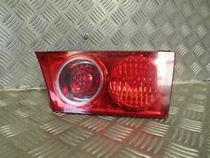 2004 Honda Accord CTDI O/S (Driver) Boot Lid Rear Light