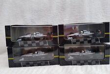 Onyx F1 Diecast 1/43 - 126 Tyrrell Honda 020 Stefano Modena x 4. Bargain price