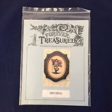 NEW Forever Treasured - Confederate Drummer Boy - cross stitch chart only -14 ct