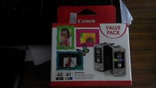 Canon PG-40 / CL-41 Value Pack Ink Cartridge
