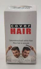 Cover HAIR Haarverdichtung mit Schütthaar 14g Dunkelblond