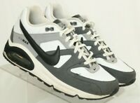 Nike 407759-122 Air Max 90 White/Gray Athletic Sneakers Boy's US 6 (Women's 7.5)