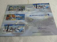 """2004 United Nations Souvenir Card #59 """"Japanese Peace Bell"""""""