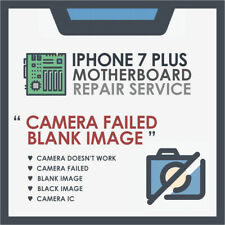 "iPhone 7 Plus - Motherboard repair service ""Camera Issue"" 