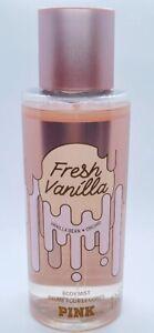 Victoria's Secret - Pink, Fresh Vanilla 8 Oz Fragrance Mist NEW