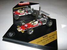 1:43 Lotus Ford 49b M. Andretti USA GP 1968 quartzo 4009 neuf dans sa boîte