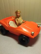 Barbie Vintage 1970 Sun N Fun Dune Buggy Mattel-great Parts Car!!