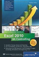 Excel 2010 im Controlling: Das umfassende Handbuch (Gali...   Buch   Zustand gut