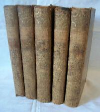 Voyage de l'intérieur de la Chine et en Tartarie Lord Macartney Ed An7 5 livres