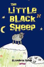 The Little Black Sheep: Panda 6 (Pandas) by Shaw, Elizabeth | Paperback Book | 9