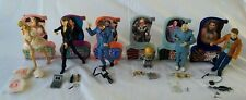 McFarlane Toys - Austin Powers Toy Bundle 6 Action Figures 1999