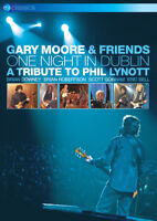 Gary Moore and Friends: One Night in Dublin - A Tribute To... DVD (2018) Phil