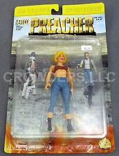 "Tulip from Preacher Fully Poseable 6"" Action Figure Vertigo DC Direct 2000 NIP"