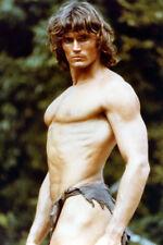 Tarzan, the Ape Man 8x10 photo Miles O'Keefe hunky