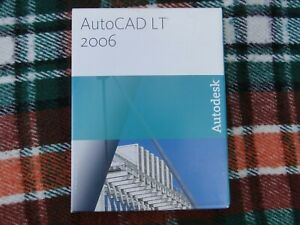 AutoCAD 2006 LT ENGLISH VERSION WITH SERIAL