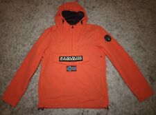 Napapijri RAINFOREST SUMMER Jacket in Orange - Medium [4051]