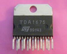 5x TDA1675 Vertical Deflection Circuit, ST Microelectronics