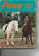 Pony Magazine Annual 1969