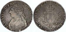 Monnaies royales françaises de Louis XIII en argent à Louis XVI sur Louis XVI