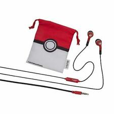 iHome Pokemon Earbuds with Pouch - Wired Connectivity - 10mm micro-driver - Nois