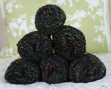 Lion Brand Color Waves Lava Boucle Yarn -- 6 Skeins + Free Gift!