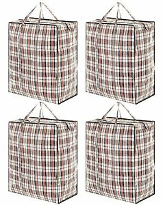 Large Laundry Bags Extra Strong and Durable Shopping, Moving, Storage - UK Stock