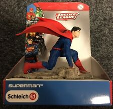 Schleich 22505 - DC Comics Superman kniend Action Figur Kinder Spielzeug