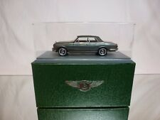 NEO 44148 BENTLEY CORNICHE - ANTHRACITE 1:43 - EXCELLENT IN BOX - LIMITED 300pcs