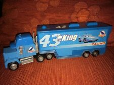 CARS - GRAY HAULER - Camion THE KING Loose Disney Pixar SFUSO NUOVO mack