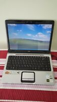 "HP Pavilion dv2000 Laptop 14.1"" 2GB 120GB Arabian NVIDIA Webcam Windows XP BAG"