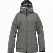 Burton Women TWC Hot Tottie Snowboard Jacket (M) Flint