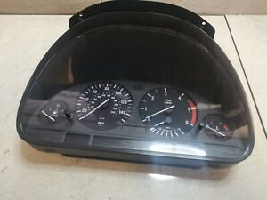 BMW X5 3.0D M SPORT INSTRUMENT CLUSTER SPEEDOMETER 62116942217 2003-2006