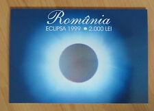 Romania Polymer Plastic Banknote Card 2000 Lei 1999 UNC