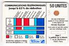 VARIETE TELECARTE CORDON .. 50U Ko58 IMPRESSION DECALEE V° IMP.10756 C.?€