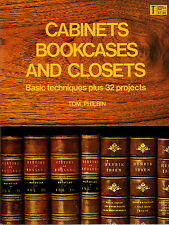 CRAFTS TOM PHILBIN CABINETS BOOKCASES & CLOSETS