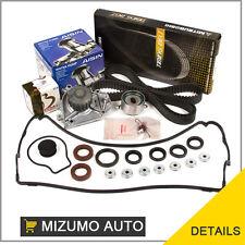 Timing Belt Valve Cover Water Pump Fit 90-95 Acura Integra B18A1 B18B1 Non-VTEC