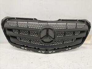 2014-2018 Mercedes Benz SPRINTER 2500 3500 Grille BLACK W/O CHROME OEM #861726