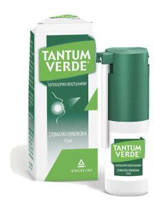 TANTUM VERDE FORTE SPRAY SORE THROAT ANTISEPTIC MOUTH 0.30% 1 X 15 ml