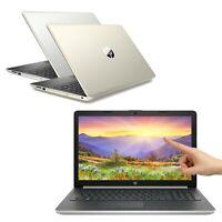 """NEW HP 15.6"""" Touch 2TB HDD A9-9425 3.7GHz 4GB DDR4 DVD Backlit Keys Windows 10"""