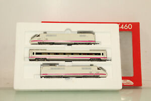Fleischmann H0 4460 Triebwagenzug 3tlg. ICE BR 410 der DB in OVP LA6244