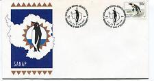 SANAP SANAE South African Program Polar Antarctic Cover