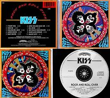 "KISS *VG+* ""ROCK AND ROLL OVER"" 1987 US CASABLANCA CD (CLUB EDITION)"