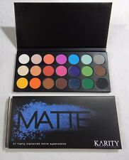 21 Highly Pigmented Professional Eyeshadow Palette Eye Shadow Makeup Kit Set RC