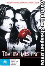 Teaching Mrs. Tingle DVD NEW, FREE POSTAGE WITHIN AUSTRALIA REGION 4