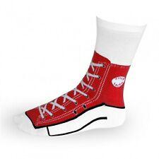 Puma DA.+HE.CUSHIONED QUARTER schwarz rot Socken Sneaker 2,4,6,8,10 Paar