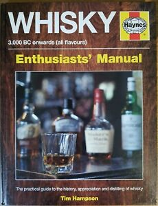Haynes Whisky Enthusiasts' Manual HC Hardcover Book