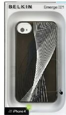 Belkin iPhone 4 4S Emerge 021 white/black Case/Cover/Skin MOBILE PHONE COVER 4S