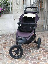 Baby Jogger City Elitepedana, telo pioggia, riduzione, sacco pelo,maniglione