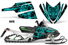 Decal Graphic Kit Arctic Cat M Series AC Crossfire Sled Snowmobile Wrap HAVOC M