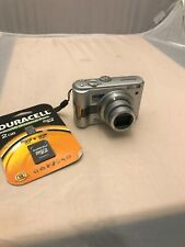 Panasonic LUMIX DMC-LZ3 5.0MP Digital Camera W/ 2GB SD Card & Battr Tested